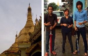 myanmar research trip