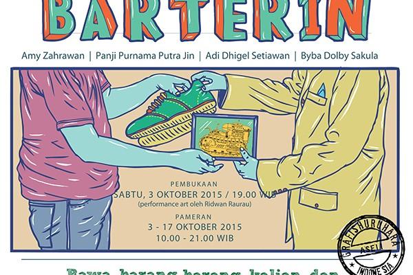 barterin poster